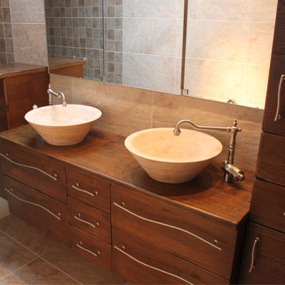 faire son meuble de salle de bain maison design. Black Bedroom Furniture Sets. Home Design Ideas