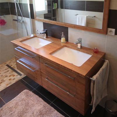 Avis atlantic bain morisseau lire donner son avis sur - Meuble de salle de bain zen ...