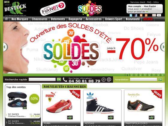 254861ed6f49 Avis Destock Sport et Mode : lire, donner son avis sur le site ...