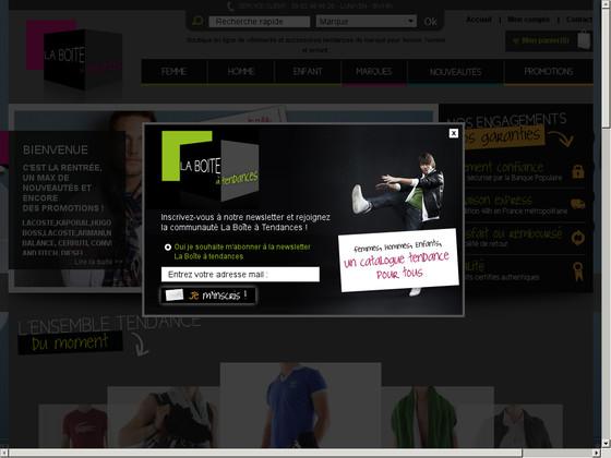 avis la bo te tendances lire donner son avis sur le site la bo te tendances shop opinion. Black Bedroom Furniture Sets. Home Design Ideas