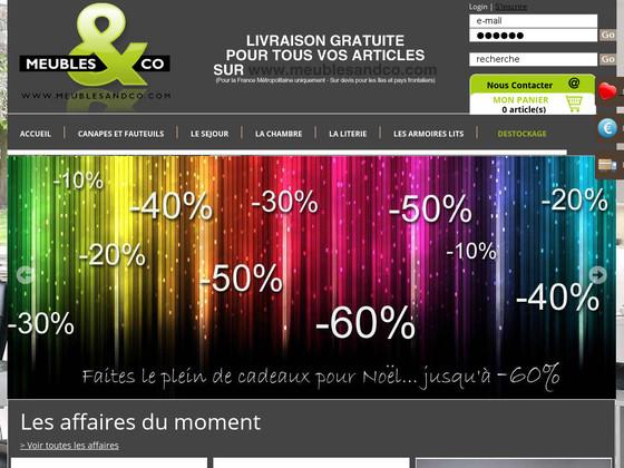 Avis Meubles And Co Lire Donner Son Avis Sur Le Site Meubles And Co Shop Opinion